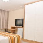 hotel iramar aracruz quarto luxo