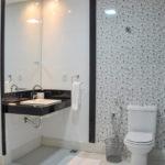 hotel iramar aracruz suíte banho
