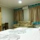apartamento de casal do hotel iramar em aracruz