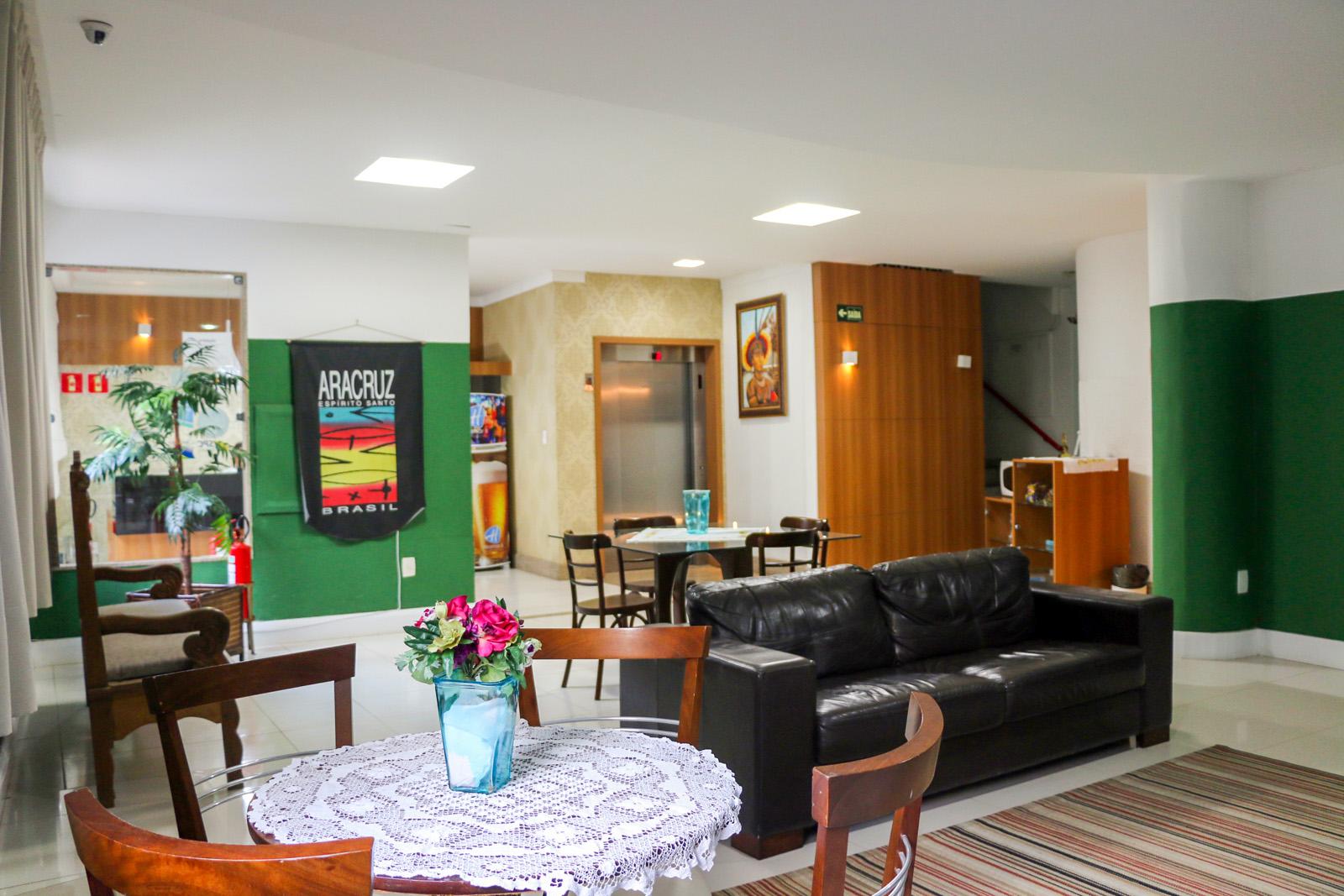 hotel iramar aracruz apartamento luxo